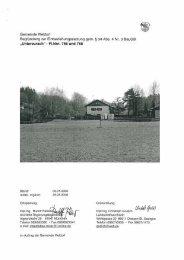Gemeinde Iffeldorf Begründung zur Einbeziehungssatzung gern ...