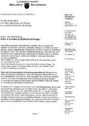 WEILHEIM SCHONGAU - Gemeinde Iffeldorf
