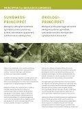 PRINCIPPER for ØKOLOGISK JORDBRUG INDLEDNING - ifoam - Page 2