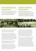 PRINCIPPER for ØKOLOGISK JORDBRUG INDLEDNING - ifoam - Page 3