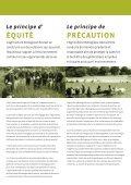 LES PRINCIPES de L'AGRICULTURE BIOLOGIQUE ... - ifoam - Page 3