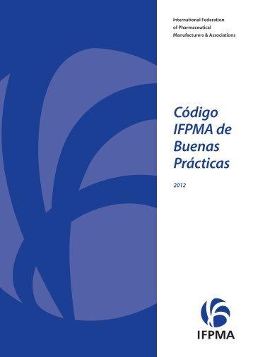 Código IFPMA de Buenas Prácticas