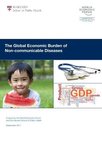 The Global Economic  Burden of NCDs - IFPMA