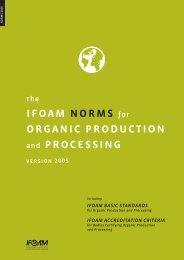 IFOAM Norms for Organic Production and Processing, Download