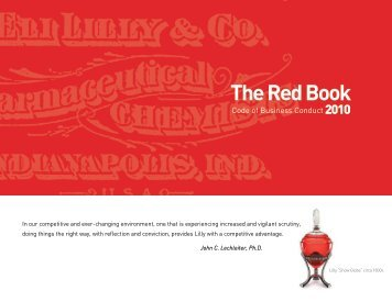 The Red Book - IFPMA