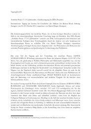 Ärztliche Praxis 17.-19. Jahrhundert. Stuttgart 18. - Institut für ...