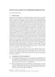 Richtlinien zur Edition von Hahnemann-Handschriften - Institut für ...