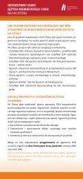 Ulotka o kursach języka (.pdf) (ok. 100.3 kByte - IHI Zittau