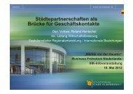 Vortrag Stadt Oldenburg