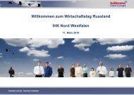 Russland - und Handelskammer Nord Westfalen