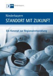 STANDORT MIT ZUKUNFT - IHK Niederbayern