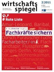 Fachkräfte sichern - und Handelskammer Nord Westfalen