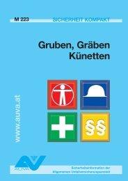 Merkblatt - Gruben, Gr