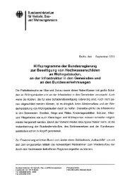 Bersdesministerium - und Handelskammer Nord Westfalen
