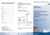 Flyer_Workshop_26.11.2012 - IHK Nürnberg für Mittelfranken