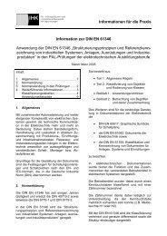 Informationen für die Praxis Information zur DIN EN 61346 ...