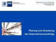 Vortrag Dr. Appelhoff, Treuhand Oldenburg GmbH