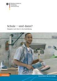 Schule und dann? - Oldenburgische Industrie- und Handelskammer