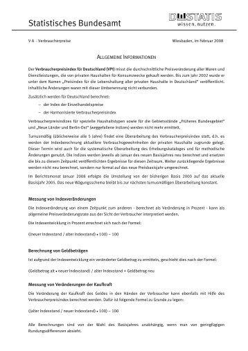 Statistisches Bundesamt - und Handelskammer Nord Westfalen