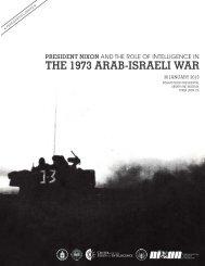 nixon-arab-isaeli-war