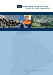 Prospekt (819 KB) - IIC Industrie