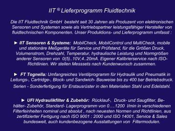 Download - IIT Fluidtechnik GmbH