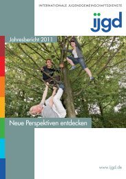 Jahresbericht 2011 der ijgd