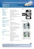 ICD-831P (230V Wechselstrom) - Ikegami - Seite 2
