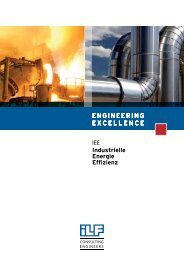 ENGINEERING EXCELLENCE IEE Industrielle Energie Effizienz ...