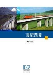 ENGINEERING EXCELLENCE Verkehr