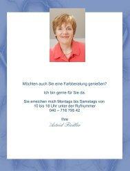Astrid Fiedler - Image Konkret
