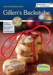 Gillens Backstube - Bäckerei Gillen