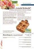 Gillens Backstube - Bäckerei Gillen - Seite 7