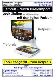 Look Station - Agentur Brogle
