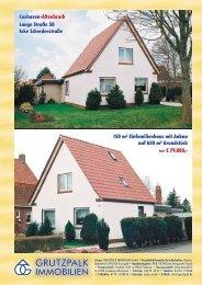 Lange Straße 58 Ecke: Scherderstraße 27478 Cuxhaven-Altenbruch