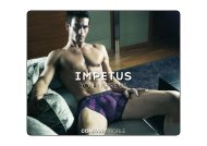 man intimate wear concepts - Impetus