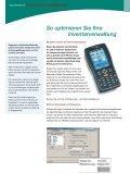 Inventarisierungs- Manager im PDF-Flyer - implements.de - Seite 2