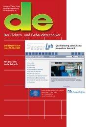 Der Elektro- und Gebäudetechniker - Institut für Mikroelektronik ...