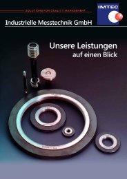 r hier als PDF-File - IMTEC Industrielle Messtechnik GmbH