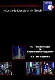 Industrielle Messtechnik GmbH - IMTEC Industrielle Messtechnik ...
