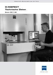 O-INSPECT Technische Daten - IMTEC Industrielle Messtechnik ...