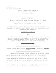 UNITED STATES COURT OF APPEALS - IMS Health