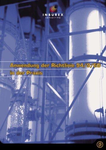 Anwendung der Richtlinie 94/9/EG in der Praxis - Inburex GmbH