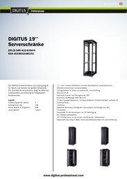 DIGITUS - Datenblatt - InComSys