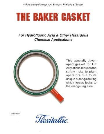 Baker Gasket - Induseal Gaskets GmbH