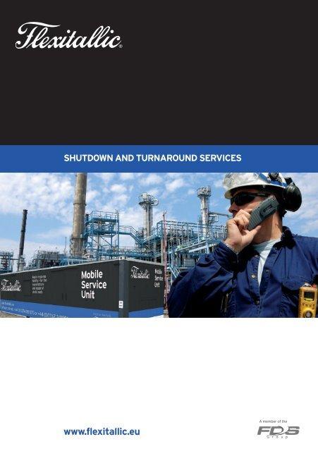 Shutdown Services - Induseal Gaskets GmbH