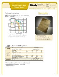 Thermiculite® - Induseal Gaskets GmbH