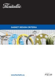 GASKET DESIGN CRITERIA - Induseal Gaskets GmbH