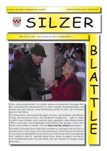 PDF - Gemeinde Silz - Land Tirol