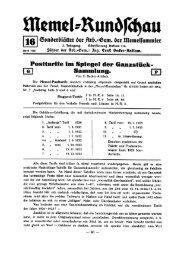 Memel-Rundschau Nr. 16